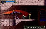Castlevania: Symphony of the Night Screenshot Ducking an armor lord