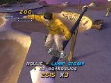 Tony Hawk's Pro Skater 2 Screenshot Grind up high