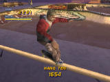 Tony Hawk's Pro Skater 2 Screenshot Steve Caballero