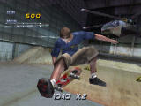 Tony Hawk's Pro Skater 2 Screenshot Grab trick