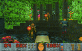 The Ultimate DOOM Screenshot Imp fireballs