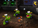 Banjo-Kazooie Screenshot Trio of Seaman Grublins