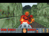 DOOM II Screenshot Heavy weapon dude