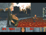 DOOM II Screenshot Pump action