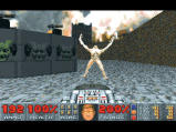 DOOM II Screenshot Arch-vile ready to attack