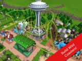 RollerCoaster Tycoon: Touch Screenshot