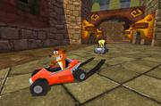 Crash Bandicoot Nitro Kart 2 Screenshot