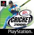 Cricket 2000 Other UK PlayStation cover art
