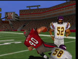 Madden NFL 2001 Screenshot Nintendo 64 screenshot