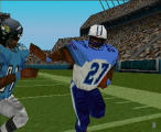 Madden NFL 2001 Screenshot PlayStation screenshot