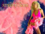 All Star Strip Poker Wallpaper 1024x768