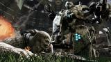 Gears of War 3 Screenshot Executing an Drone with a Silverback