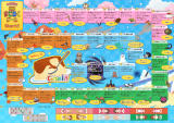 The iDOLM@STER: Million Live! Other Printable game board, A3 size