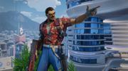 Agents of Mayhem: Johnny Gat Agent Pack Screenshot