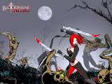 BloodRayne: Betrayal Wallpaper