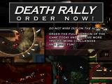 Death Rally Other Game features/ordering information