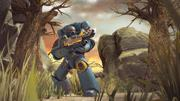 Warhammer 40,000: Space Wolf - Exceptional Card Pack Screenshot