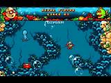 Bubble Dizzy Screenshot For Atari ST.