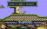 Crystal Kingdom Dizzy Screenshot For Commodore 64