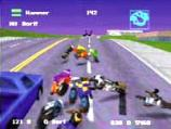 Road Rash 64 Screenshot