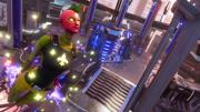 Agents of Mayhem: Lazarus Agent Pack DLC Screenshot