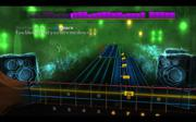 Rocksmith: All-new 2014 Edition - Slash featuring Myles Kennedy and The Conspirators: You're a Lie Screenshot