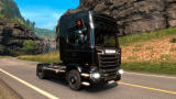 Euro Truck Simulator 2: National Window Flags Screenshot