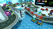 Evil Robot Traffic Jam HD Screenshot