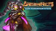 Awesomenauts: Dark Masquerade Qi'Tara Screenshot