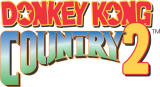 Donkey Kong Country 2: Diddy's Kong Quest Logo