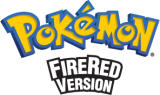 Pokémon FireRed Version Logo