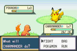 Pokémon FireRed Version Screenshot