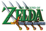 The Legend of Zelda: Four Swords Adventures Logo