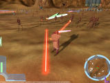 Star Wars: The Clone Wars Screenshot