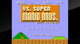 VS. Super Mario Bros. Screenshot