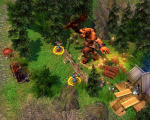 Heroes of Might and Magic V: Tribes of the East Screenshot