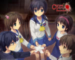 Corpse Party: Book of Shadows Wallpaper