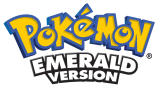 Pokémon Emerald Version Logo