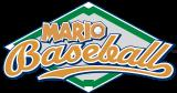 Mario Superstar Baseball Logo