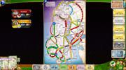 Ticket to Ride: Nordic Countries Screenshot