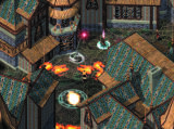 Baldur's Gate II: Shadows of Amn Screenshot