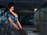 Fear Effect 2: Retro Helix Screenshot