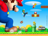 New Super Mario Bros. Wallpaper