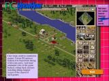 Caesar III Screenshot This is how the game was shown on the PC KnowHow menu system