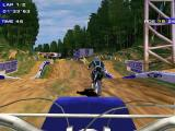 Moto Racer 2 Screenshot Demo version: A static picture