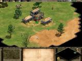 Age of Empires II: The Age of Kings Screenshot The trial game comes with one custom map provided, 'Trial Coastal Area'.