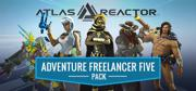 Atlas Reactor: Adventure Freelancer Five Pack Screenshot