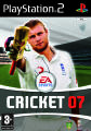 Cricket 07 Other UK cover art - PlayStation 2 - CMYK