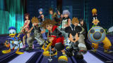 Kingdom Hearts HD II.8: Final Chapter - Prologue Screenshot
