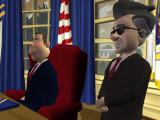 Sam & Max: Episode 4 - Abe Lincoln Must Die! Screenshot